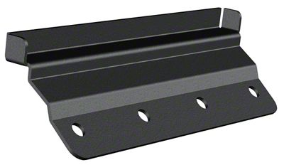Carr Roof Gutterless Mount Kit - Black (14-18 RAM 1500)