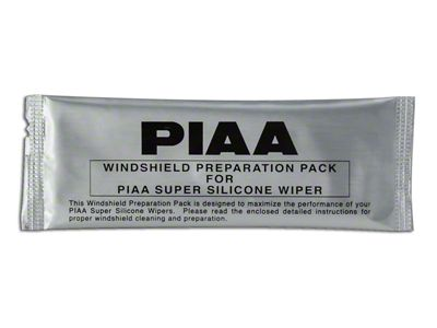 PIAA Silicone Window Cleaner Prep Pack (02-18 RAM 1500)