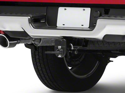 Carr HD Hitch Step w/ American Flag Logo (02-19 RAM 1500)