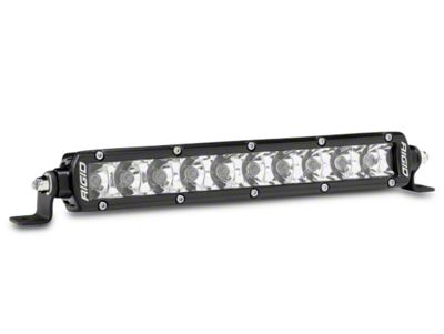 Rigid Industries 10 in. SR-Series LED Light Bar - Spot Beam