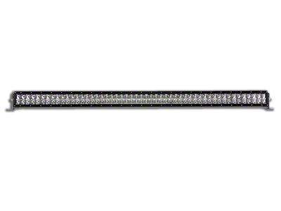 Rigid Industries 50 in. E-Series Amber & White LED Light Bar - Flood/Spot Combo