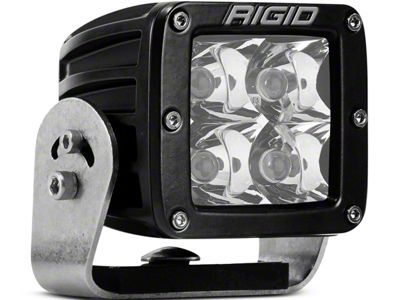 Rigid Industries D-Series HD LED Cube Light - Spot Beam