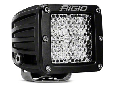 Rigid Industries D-Series LED Cube Lights - 60 Deg. Diffused - Flood Beam - Pair