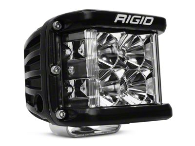 Rigid Industries D-SS Side Shooter LED Cube Light - Flood Beam