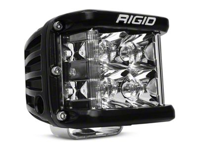 Rigid Industries D-SS Side Shooter LED Cube Light - Spot Beam