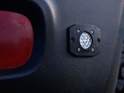 Rigid Industries Ignite Flush Mount LED Light - Spot Beam