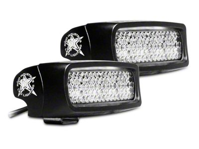 Rigid Industries SR-Q Series Backup Light Kit - 60 Degree Diffused
