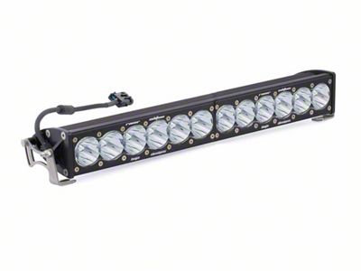 Baja Designs 20 in. OnX6 Racer Edition LED Light Bar - High Speed Spot Beam