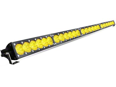 Baja Designs 40 in. OnX6 Amber LED Light Bar - Wide Driving Beam