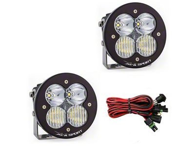 Baja Designs XL-R Sport LED Lights - Driving/Combo Beam - Pair