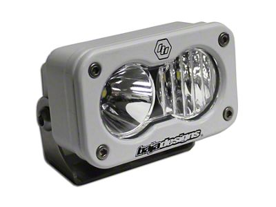 Baja Designs S2 Pro White LED Light - Driving Beam