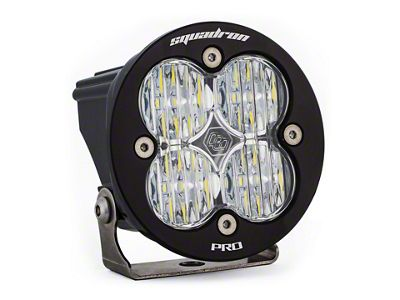 Baja Designs Squadron-R Pro LED Light - Wide Cornering Beam