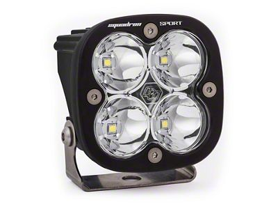 Baja Designs Squadron Sport LED Light - Spot Beam