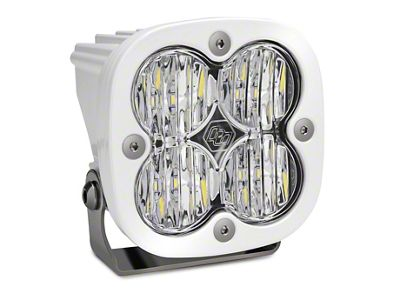 Baja Designs Squadron Sport White LED Light - Wide Cornering Beam