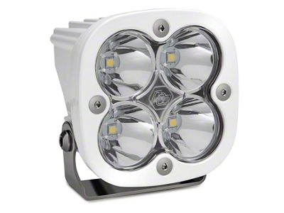 Baja Designs Squadron Sport White LED Light - Flood/Work Beam