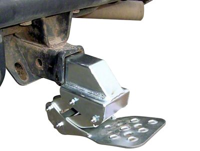 M.O.R.E. Receiver Hitch Hide-A-Step (02-19 RAM 1500)