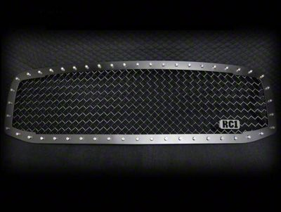 Royalty Core RC1 5.0 Super Mesh Upper Replacement Grille - Satin Black (02-05 RAM 1500)