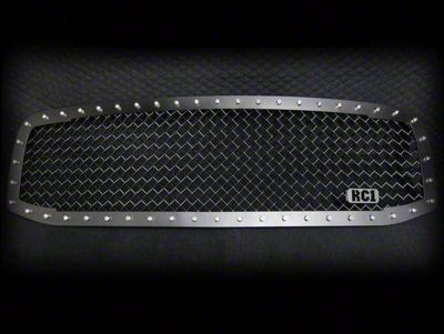 Royalty Core RC1 5.0 Super Mesh Upper Replacement Grille - Satin Black (06-08 RAM 1500)