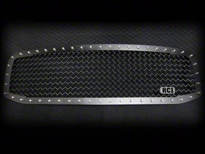 Royalty Core RC1 5.0 Super Mesh Upper Replacement Grille - Satin Black (09-12 RAM 1500)