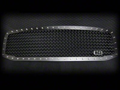 Royalty Core RC1 5.0 Super Mesh Upper Replacement Grille - Satin Black (13-18 RAM 1500, Excluding Rebel)