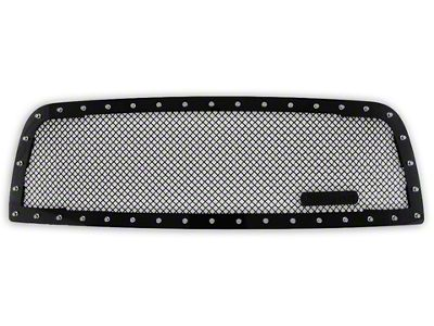 Royalty Core RC1 Classic Upper Replacement Grille - Black (06-08 RAM 1500)
