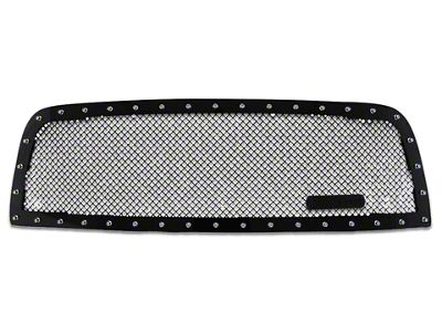 Royalty Core RC1 Classic Upper Replacement Grille - Black (09-12 RAM 1500)