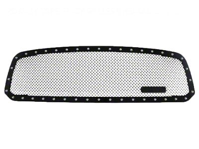 Royalty Core RC1 Classic Upper Replacement Grille - Black (13-18 RAM 1500, Excluding Rebel)