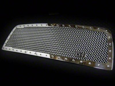 Royalty Core RC1 Classic Upper Replacement Grille - Chrome (02-05 RAM 1500)