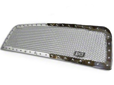 Royalty Core RC1 Classic Upper Replacement Grille - Chrome (09-12 RAM 1500)