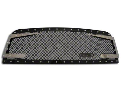 Royalty Core RC3DX Innovative Upper Replacement Grille - Black (13-18 RAM 1500, Excluding Rebel)