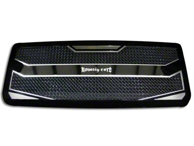 Royalty Core RC4 Layered Upper Replacement Grille - Black (02-05 RAM 1500)