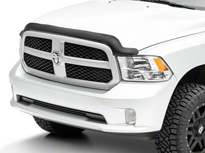 Rugged Ridge Hood Bug Deflector - Matte Black (09-18 RAM 1500)