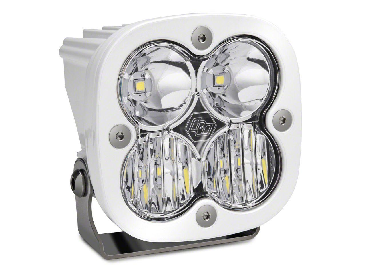 Baja Designs Squadron Pro White LED Light - Driving Beam