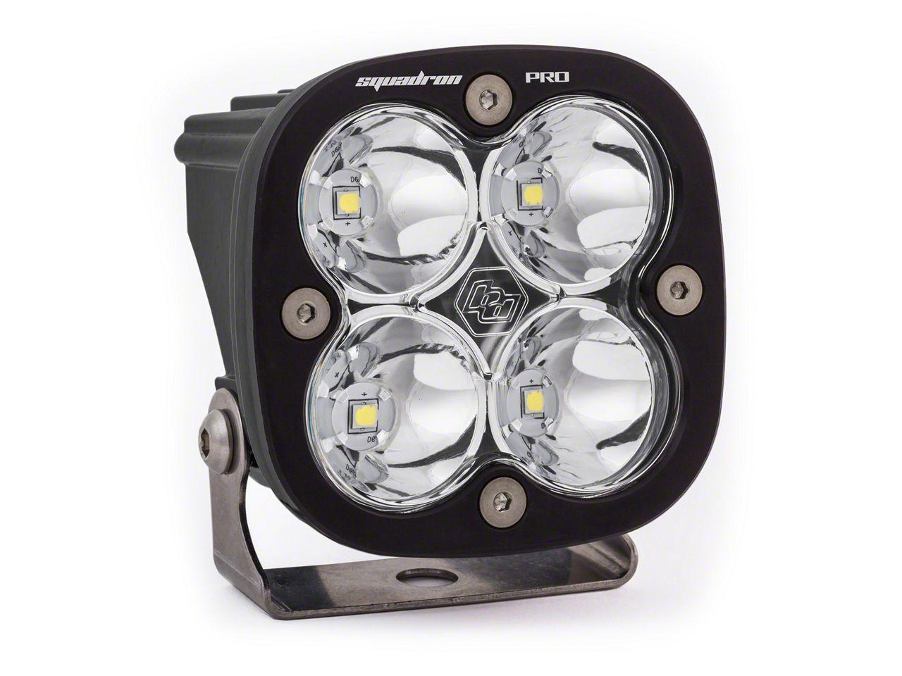 Baja Designs Squadron Pro LED Light - Work/Flood Beam