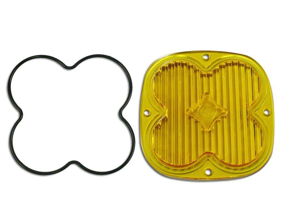 Baja Designs XL Series Amber Lens Kit - Wide Cornering (02-19 RAM 1500)