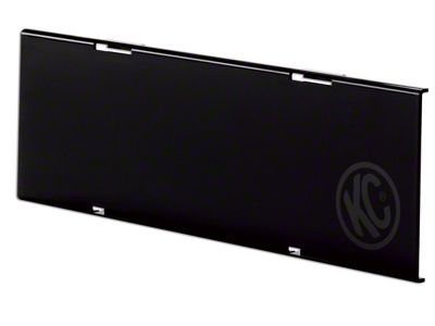 KC HiLiTES 10 in. C-Series Cover - Black