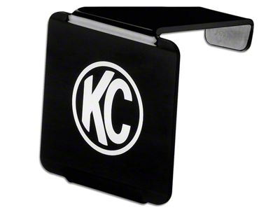 KC HiLiTES Hard Cover for 3 in. LZR Cube Light - Black (02-19 RAM 1500)