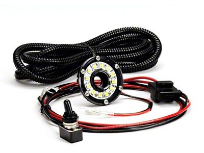KC HiLiTES Cyclone LED Under Hood Lighting Kit (02-18 RAM 1500)