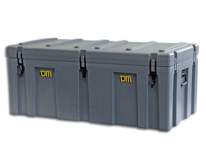 TJM Spacecase Storage Container - 43.25x21.5x17.5 in. (02-19 RAM 1500)