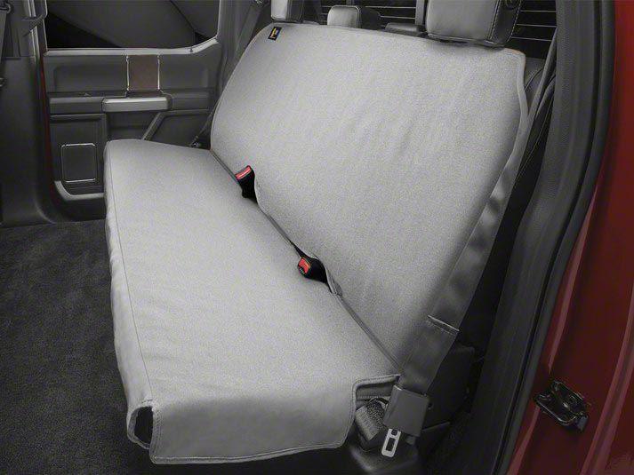 Weathertech 2nd Seat Protector - Gray (09-19 RAM 1500 Crew Cab)