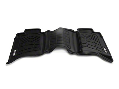 Wade Sure-Fit 2nd Row Floor Mat - Black (09-18 RAM 1500 Quad Cab, Crew Cab)