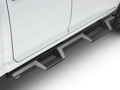 Westin HDX Drop Nerf Side Step Bars - Textured Black (09-18 RAM 1500 Quad Cab, Crew Cab)