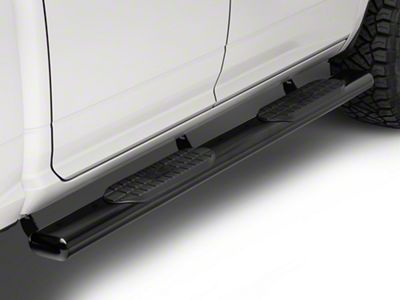 Westin Pro Traxx 6 in. Oval Side Step Bars - Black (09-18 RAM 1500 Quad Cab, Crew Cab)