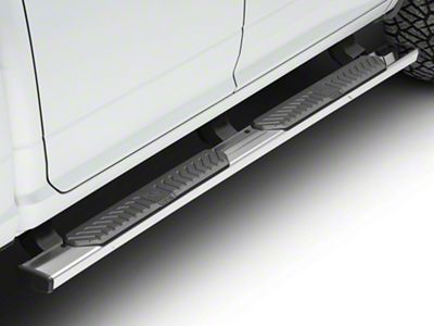 Westin R5 Nerf Side Step Bars - Stainless Steel (09-18 RAM 1500 Quad Cab, Crew Cab)