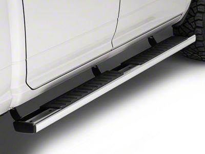 Westin R7 Nerf Side Step Bars - Stainless Steel (09-18 RAM 1500 Quad Cab, Crew Cab)