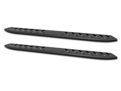Westin Thrasher Running Boards - Textured Black (09-18 RAM 1500 Quad Cab, Crew Cab)