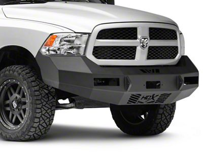 Westin HDX Front Bumper (13-18 RAM 1500, Excluding Rebel)