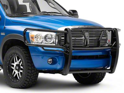 Westin HDX Grille Guard - Black (06-08 RAM 1500, Excluding Sport)