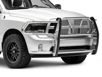 Westin HDX Grille Guard - Stainless Steel (09-18 RAM 1500, Excluding Express, Sport & Rebel)