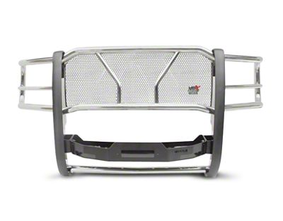 Westin HDX Winch Mount Grille Guard - Stainless Steel (09-18 RAM 1500, Excluding Express, Sport & Rebel)